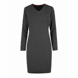 Dámske šaty VOLCANO-G-ZOE-702-GRAPHITE