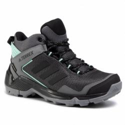 Dámska turistická obuv stredná ADIDAS-Terrex Eastrail MID GTX grefour/cblack/clrmint
