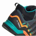 Pánska turistická obuv stredná ADIDAS-Terrex Swift R2 MID GTX legblu/cblack/sigorg -