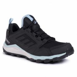 Dámska turistická obuv nízka ADIDAS-Terrex Agravic TR GTX cblack/cblack/ashgrey