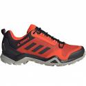 Pánska turistická obuv nízka ADIDAS-Terrex AX3 GTX gloam/cblack/sored -