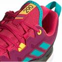 Dámska turistická obuv nízka ADIDAS-Terrex Agravic W powpnk/hiraqu/sogold -