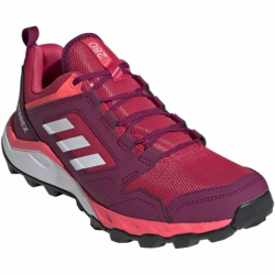 Dámska turistická obuv nízka ADIDAS-Terrex Agravic TR W powpnk/cwhite/sigpnk