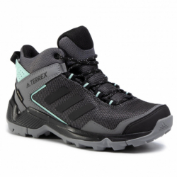 Dámska turistická obuv stredná ADIDAS-Terrex Eastrail MID GTX grefour/cblack/clrmint (EX)