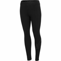 Dámske legíny 4F-WOMENS LEGGINGS-H4Z20-LEG011-20S-DEEP BLACK
