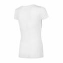 Dámske tréningové tričko s krátkym rukávom 4F-WOMENS FUNCTIONAL T-SHIRT-NOSH4-TSDF004-10S-WHITE -