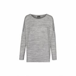 Dámské triko s dlouhým rukávem SAM73-Ava -401-Grey