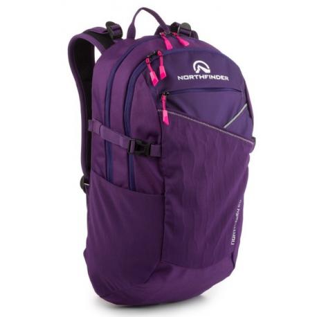 Turistický batoh NORTHFINDER-HUNGO Violet