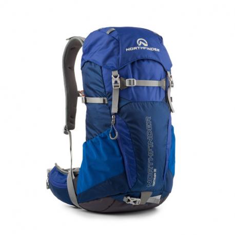 Turistický batoh NORTHFINDER-MOBUS Blue