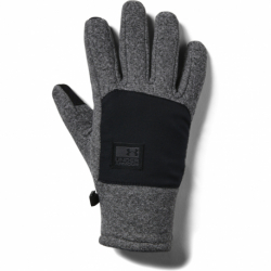 Rukavice UNDER ARMOUR-Mens CGI Fleece Glove-BLK