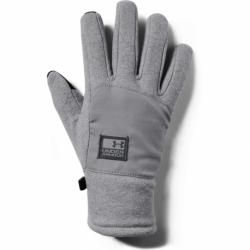 Rukavice UNDER ARMOUR-Mens CGI Fleece Glove-GRY