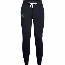 Dámské teplákové kalhoty UNDER ARMOUR-Rival Fleece Joggers-BLK