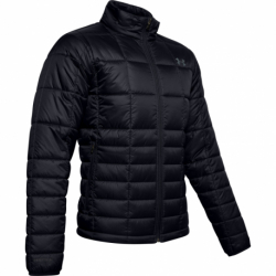 Pánská bunda Under Armour-UA Armour Insulated Jacket-BLK