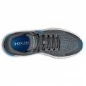 Pánska športová obuv (tréningová) UNDER ARMOUR-Charged Rogue 2 pitch gray/white (EX) -