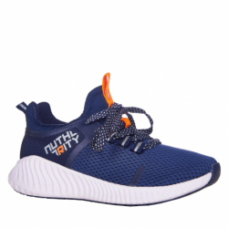 Juniorská rekreační obuv AUTHORITY-Axel blue