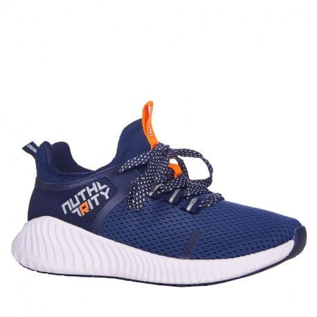 Juniorská rekreačná obuv AUTHORITY-Axel blue
