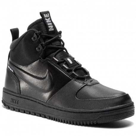 Pánska vychádzková obuv NIKE-Path Winter black/black/mtlc pewter