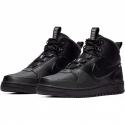 Pánská vycházková obuv NIKE-Path Winter black / black / MTLC pewter -