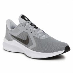 Pánská sportovní obuv (tréninková) NIKE-Downshifter 10 particle grey / black / grey fog (EX)