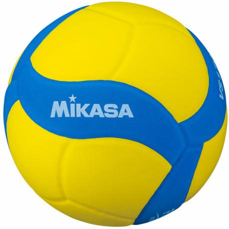 Volejbalová lopta MIKASA-VS170W-YBL