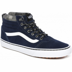 Pánska rekreačná obuv VANS-MN Ward HI MTE-(Outdoor) dress blues/black