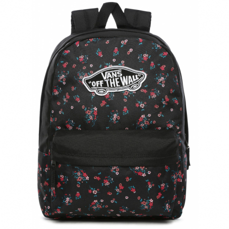 Dámsky batoh VANS-WM REALM BACKPACK BEAUTY FLORAL B