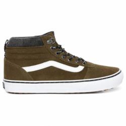 Pánská rekreační obuv VANS-MN Ward HI MTE- (Outdoor) mil.olive / black (EX)