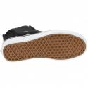 Dámska vychádzková obuv VANS-WM Asher MI-(Suede) black/white -
