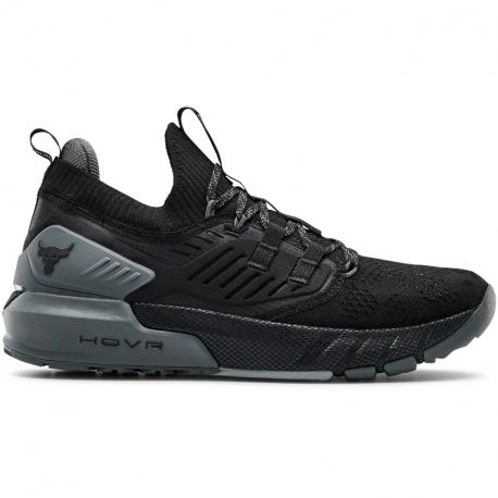 Pánska športová obuv (tréningová) UNDER ARMOUR-PROJECT ROCK 3-BLK