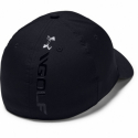 Šiltovka UNDER ARMOUR-Mens Golf Headline Cap 3.0-BLK -