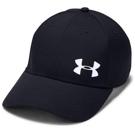Kšiltovka UNDER ARMOUR-Mens Golf Headline Cap 3.0-BLK