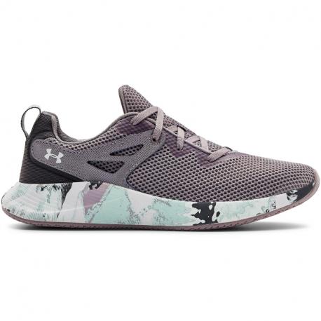 Dámska športová obuv (tréningová) UNDER ARMOUR-W Charged Breathe TR2 slate purple/halo gray