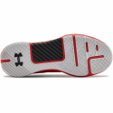 Pánska športová obuv (tréningová) UNDER ARMOUR-HOVR Rise 2 versa red/halo gray -