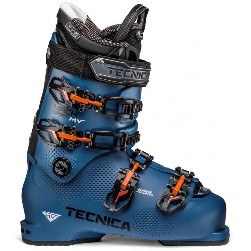 TECNICA-Mach Sport MV 110 X, dark process blue Modrá 44 (MP285) 2020