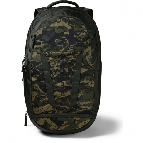 Batoh UNDER ARMOUR-UA Hustle 5.0 Backpack-GRN