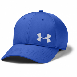 Šiltovka UNDER ARMOUR-Mens Golf Headline Cap 3.0-BLU