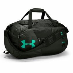 Cestovní taška UNDER ARMOUR-UA Undeniable 4.0 Duffle MD-GRN