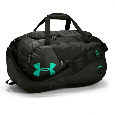 Cestovná taška UNDER ARMOUR-UA Undeniable 4.0 Duffle MD-GRN