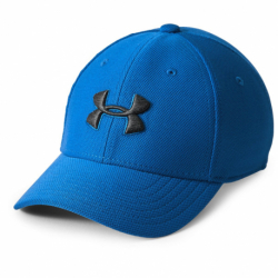 Juniorská šiltovka UNDER ARMOUR-UA Boys Blitzing 3.0 Cap-BLU