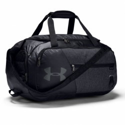 Cestovní taška UNDER ARMOUR-UA Undeniable 4.0 Duffle SM-BLK 004