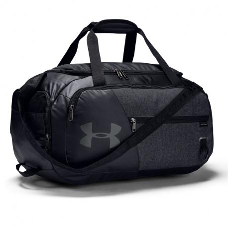 Cestovná taška UNDER ARMOUR-UA Undeniable 4.0 Duffle SM-BLK 004