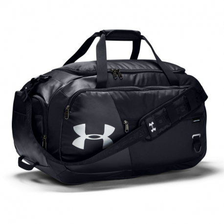 Cestovná taška UNDER ARMOUR-UA Undeniable 4.0 Duffle MD-BLK