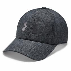 Kšiltovka UNDER ARMOUR-UA Adj Armourvent Cool Hat-BLK