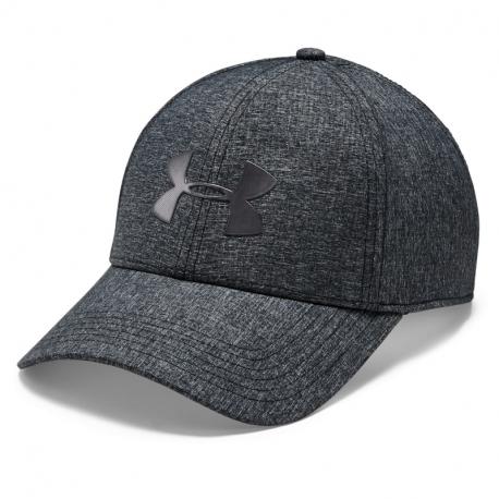 Šiltovka UNDER ARMOUR-UA Adj Armourvent Cool Hat-BLK