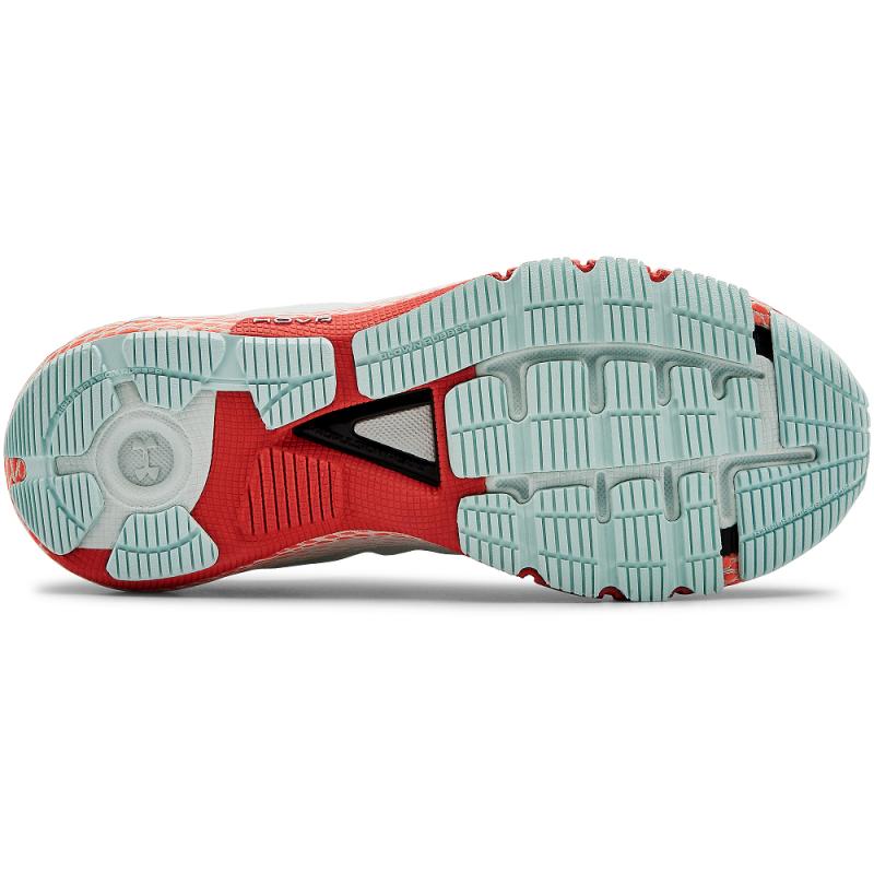 Dámska bežecká obuv UNDER ARMOUR-W HOVR Machina seaglass blue/white -