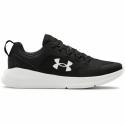 Pánska športová obuv (tréningová) UNDER ARMOUR-Essential black/white (EX) -