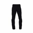 Pánske turistické zateplené nohavice NORTHFINDER-SIMET-269 Black -
