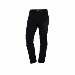 Pánské turistické kalhoty NORTHFINDER-SIMET-269 Black