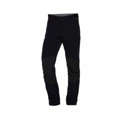 Pánske turistické nohavice NORTHFINDER-SUDZET-269 Black