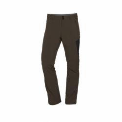 Pánské turistické kalhoty NORTHFINDER-věřil-373 Brown